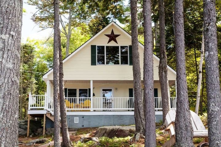 #143  Complete cottage with all the amenities & the best view!