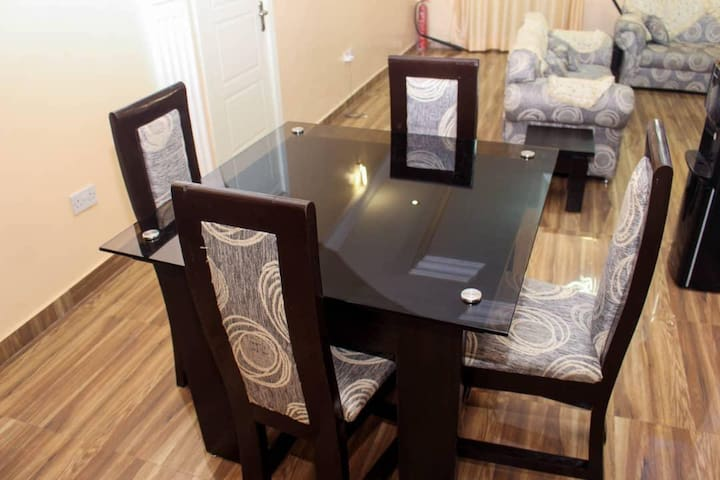 WC Suites located close to local/Intl airport.