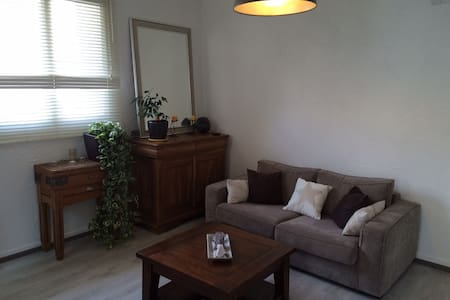 House - 10min from Rouen's center - Le Petit-Quevilly