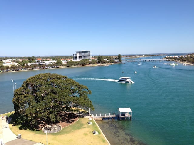Dolphin 2 Bedroom Unit in the heart of Mandurah - Mandurah - Huoneisto