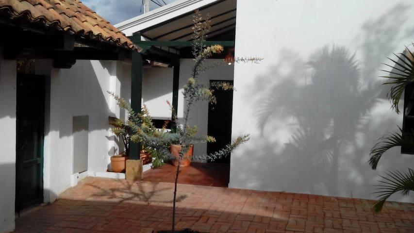 Aparta-Estudio Villa María Luisa - Villa de Leyva