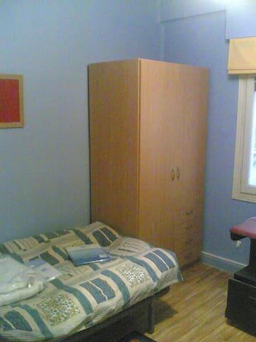 Habitación individual en Ensanche