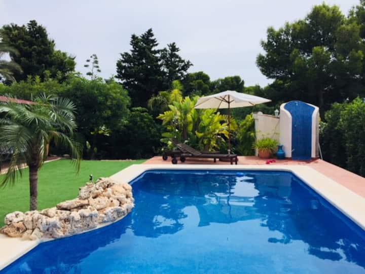 Beautiful holiday home in La Nucia