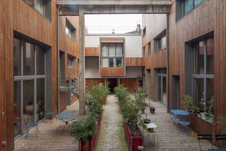 Contemporary loft next to Paris - Pantin - Loft