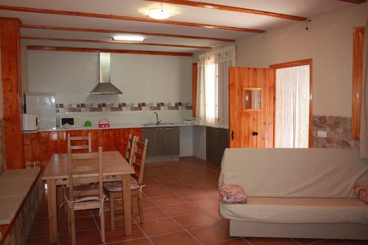 Casa de pueblo Calistro - Chelva - House