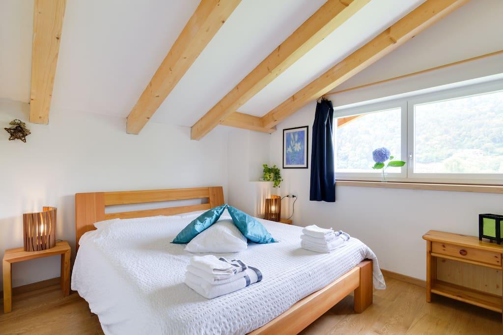 Casa sul lago vacanza naturale appartamenti in affitto a for Appartamenti caldonazzo