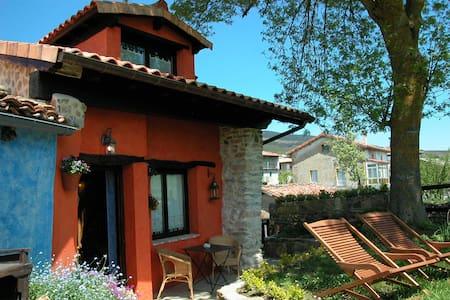 La Casita de Zalama - San Pelayo -  Merindad de Montija - Ev