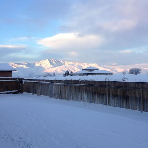Clean, quiet, and great views! - East Wenatchee - House