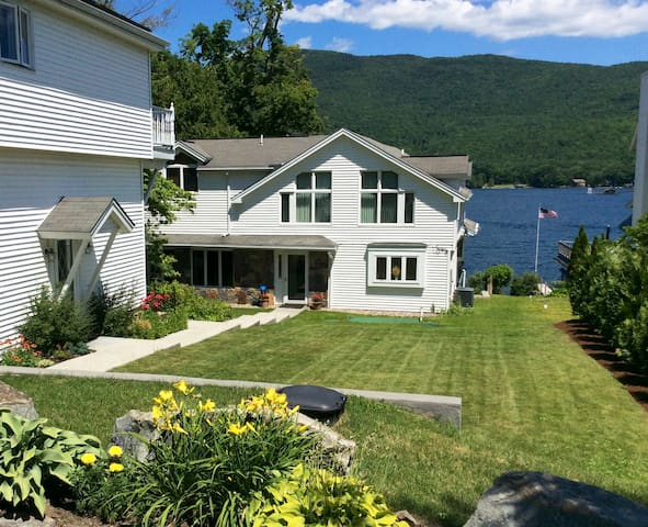 "Lake George Apartment on ""Queen of American Lakes"" - Cleverdale - Flat"