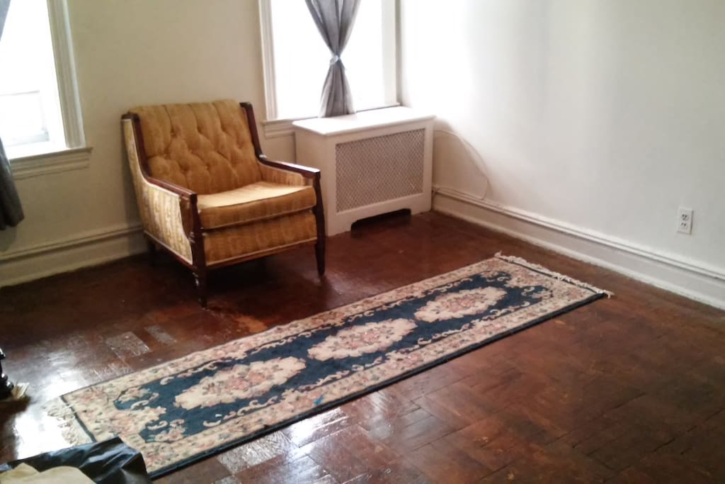cozy, clean, beautiful unfurnished room