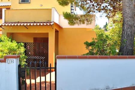 SunnyHouse in the hearth of Cilento - San Nicola A Mare