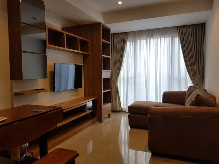 Cozy room a step away from Aeon Mall