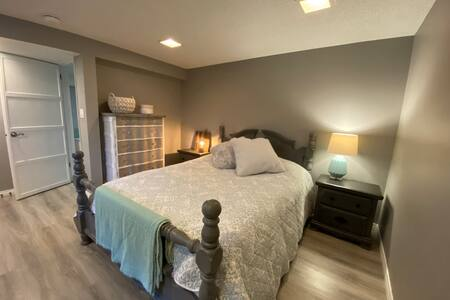 Private, Beautifully Renovated Lower Level