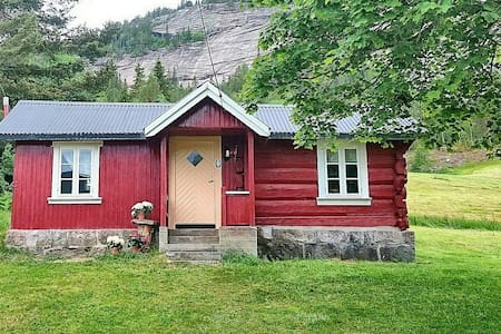 Charming Cabin at a Norwegian Farm - Fyresdal