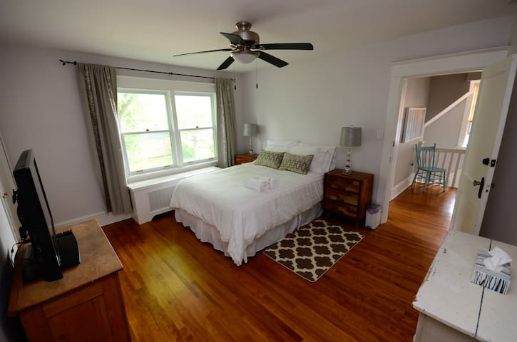 Upscale B&B, Can. Select 3.5 stars, Room #1 - Charlottetown - Bed & Breakfast