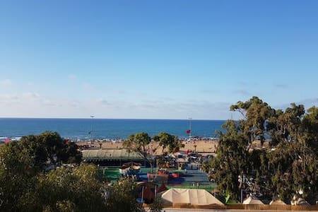 Bel Appart, 2 mn de la plage, situation/vue except - Saïdia