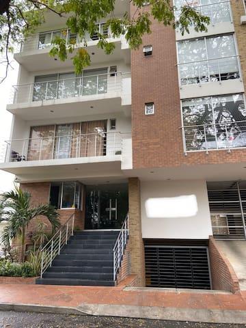 Acogedor apartamento en el COLSAG