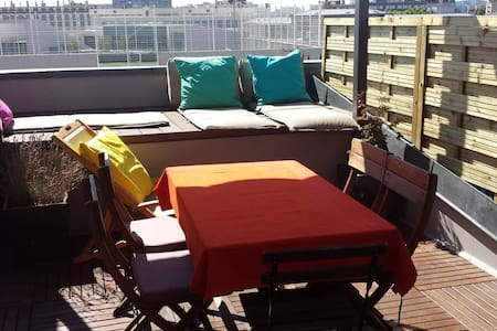 Private Room in a 2 bedroom appartment - Courbevoie