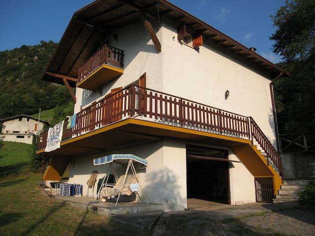 Vacanze in montagna - Tavernole sul Mella - Villa