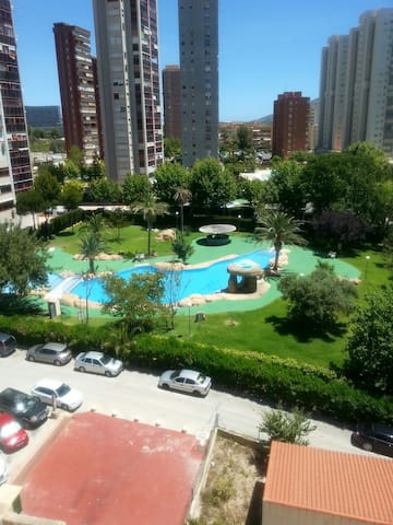 Apartment in Benidorm with WiFi
