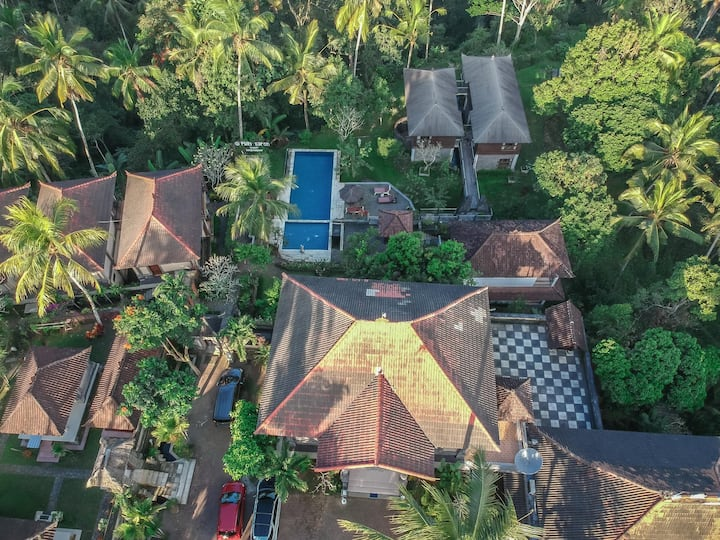 Nice Room Deluxe With Views At Ubud