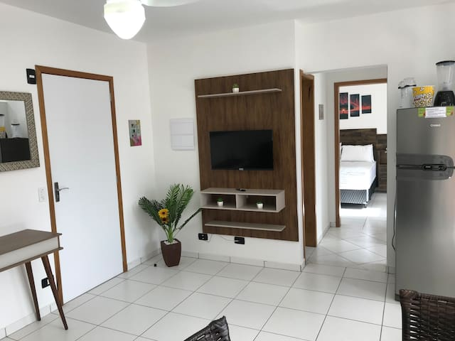 Centro Ubatuba Home NOVO 2 WI-FI  PET FRIENDLY! 34