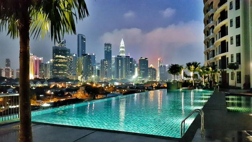 ★Private 5 Star Room in KL City - 5mins to KLCC★