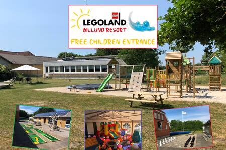Family resort summer camp - Near LEGOLAND