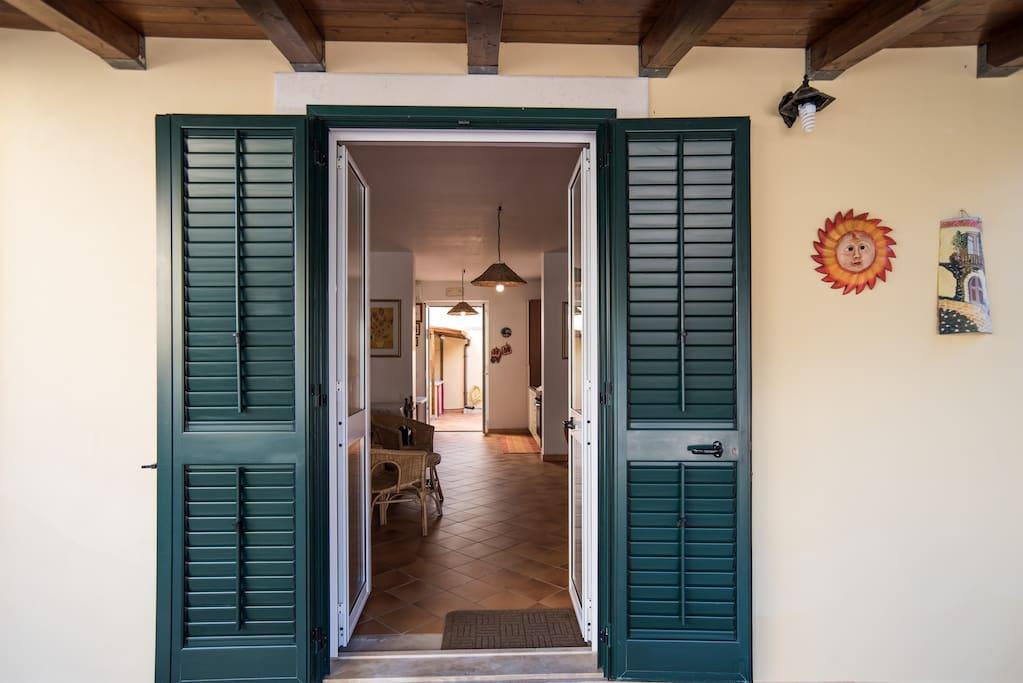 casa vacanze agave blu maisons louer marina di. Black Bedroom Furniture Sets. Home Design Ideas