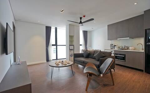 新品/モダンなデザイン/Ba Dinhの素敵なアパートメント