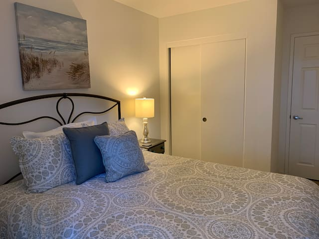 Cozy, Comfy Bedroom