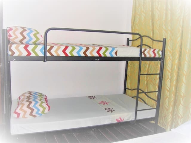 Single BunkBed for 2 in FemaleDorm in Dao near ICM - Tagbilaran