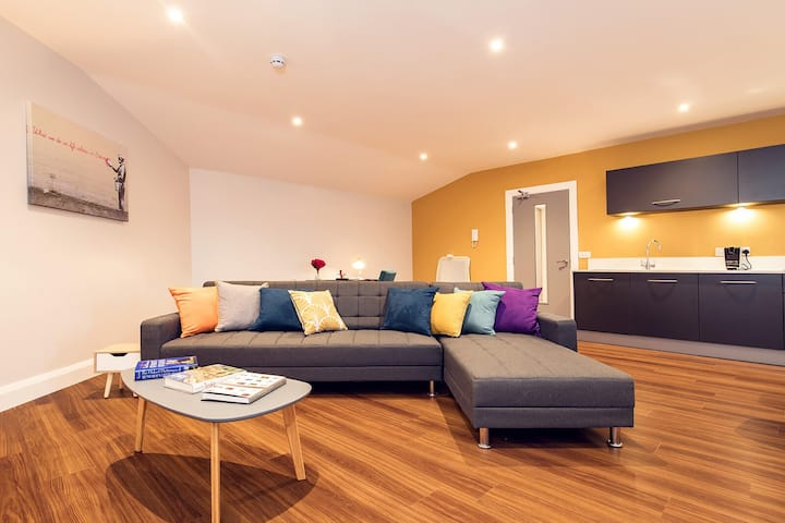 Godfrey Mews Luxury Apartment 3 in Newry City