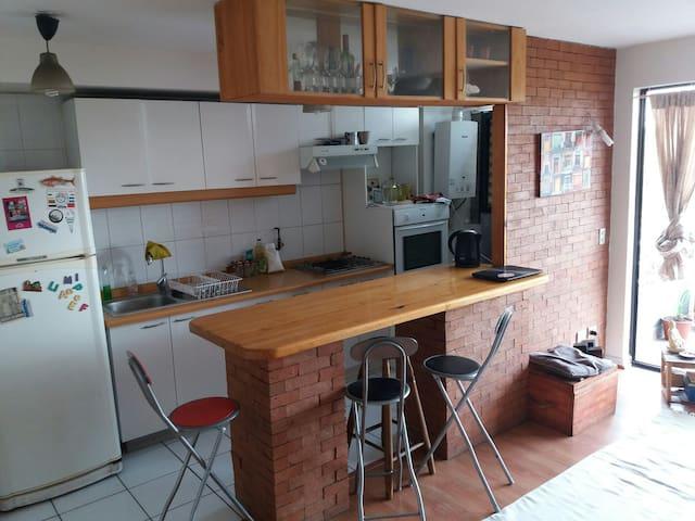 Alojamiento en un lugar residencial - San Miguel - Apartamento