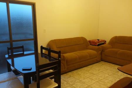 Apartamento simples e muito bem localizado - Ribeirão Preto - Ortak mülk