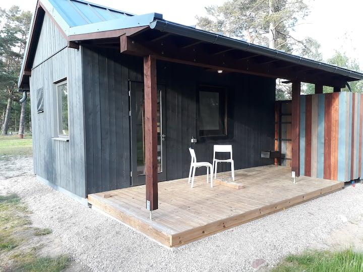 House for a couple in Jūvgumegi, Mazirbe
