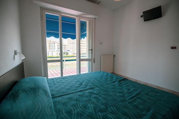 Hotel Burlamacco Room 5 matrimoniale con balcone