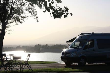 Luxury RV Suite! - San Dimas - 露营车/房车