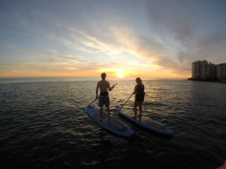 Paddle board / Swim / Fish just feet from your condo