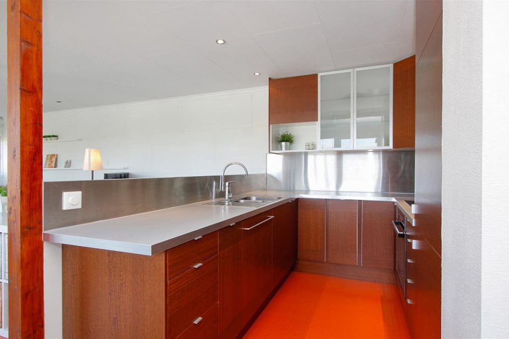 Modern two floor apartment flats for rent in h nefoss for Two floor apartment
