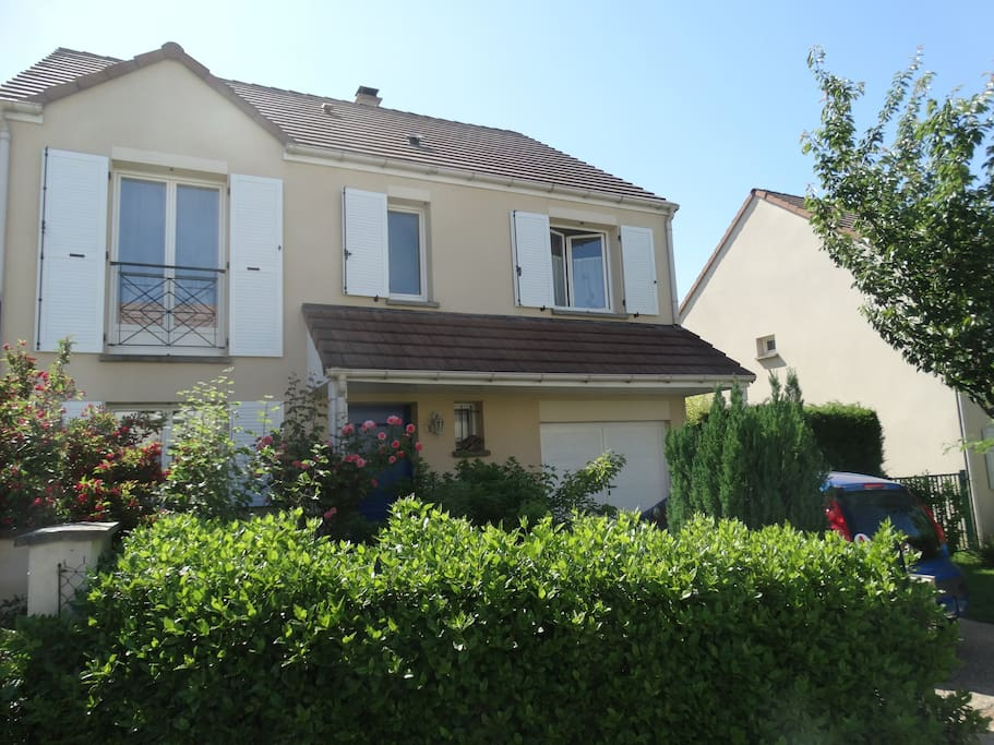 Family house disney val d 39 europe maisons louer for Maison d en france ile de france