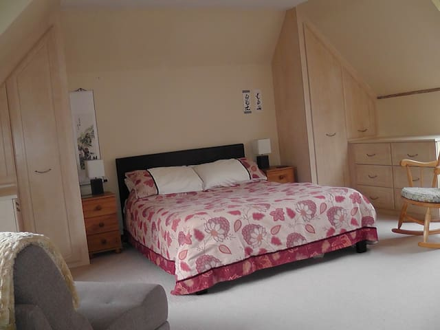 Lomond Beeches, spacious, family-friendly house - Milnathort - Dům