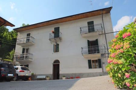 la Caserma  - alloggio Elicriso - Pamparato - Flat