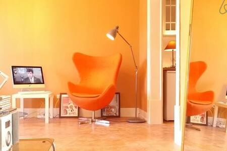 Chiado apartment, top of the city - Lizbona - Apartament