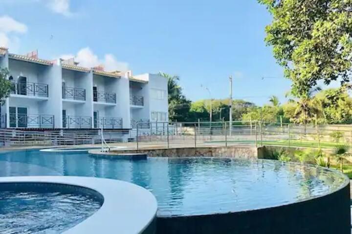 Flat 121 - Pipa Ubaia Residence