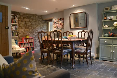 Cottage perfection, West Country! - Shepton Mallet - Huis