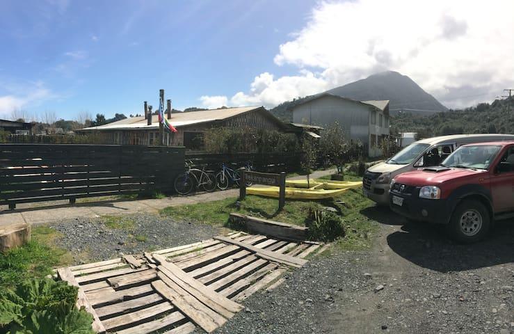 Habitacion  Hostal Trekanpangui Patagonia Chilena