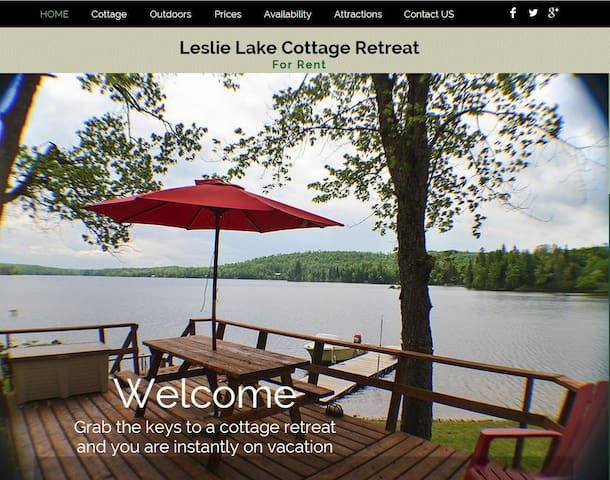 4 Season Lakefront Cottage