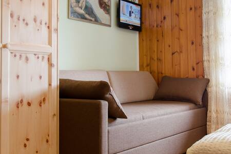 double room in farmhouse - Bed & Breakfast