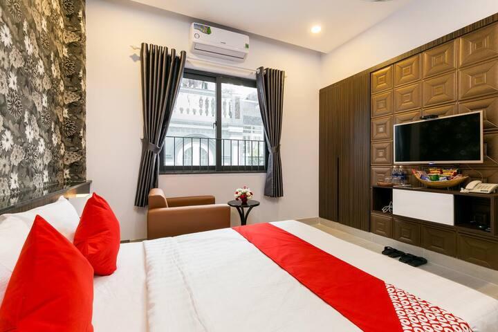 Kha Thy Hotel - Standard room 3 with window